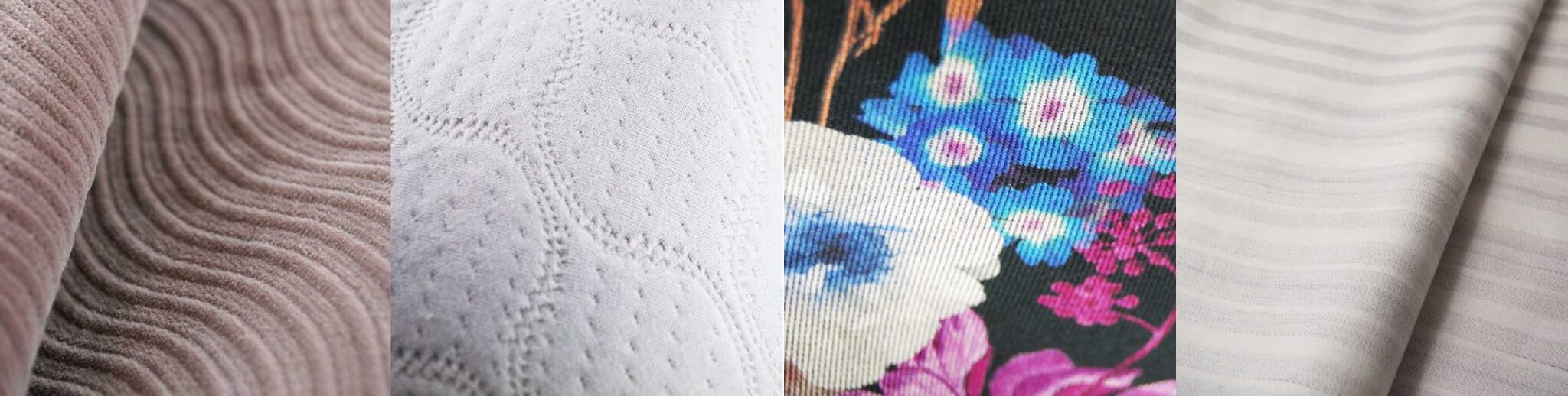 collection of cotton home fabrics