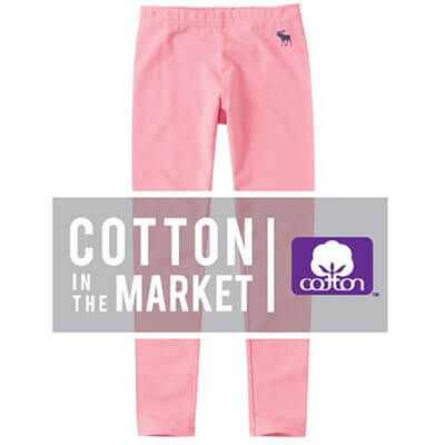Cotton in the market - Abercrombie Kids