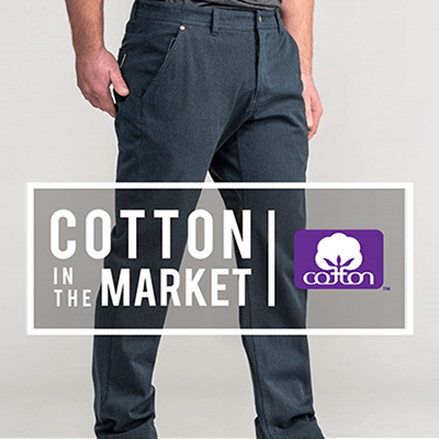 Kathmandu® Continues STORM COTTON™ Technology