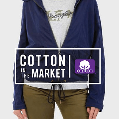 Wrangler Adopts Storm Cotton Technology