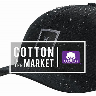 Hurley® Adopts STORM COTTON™ Technology