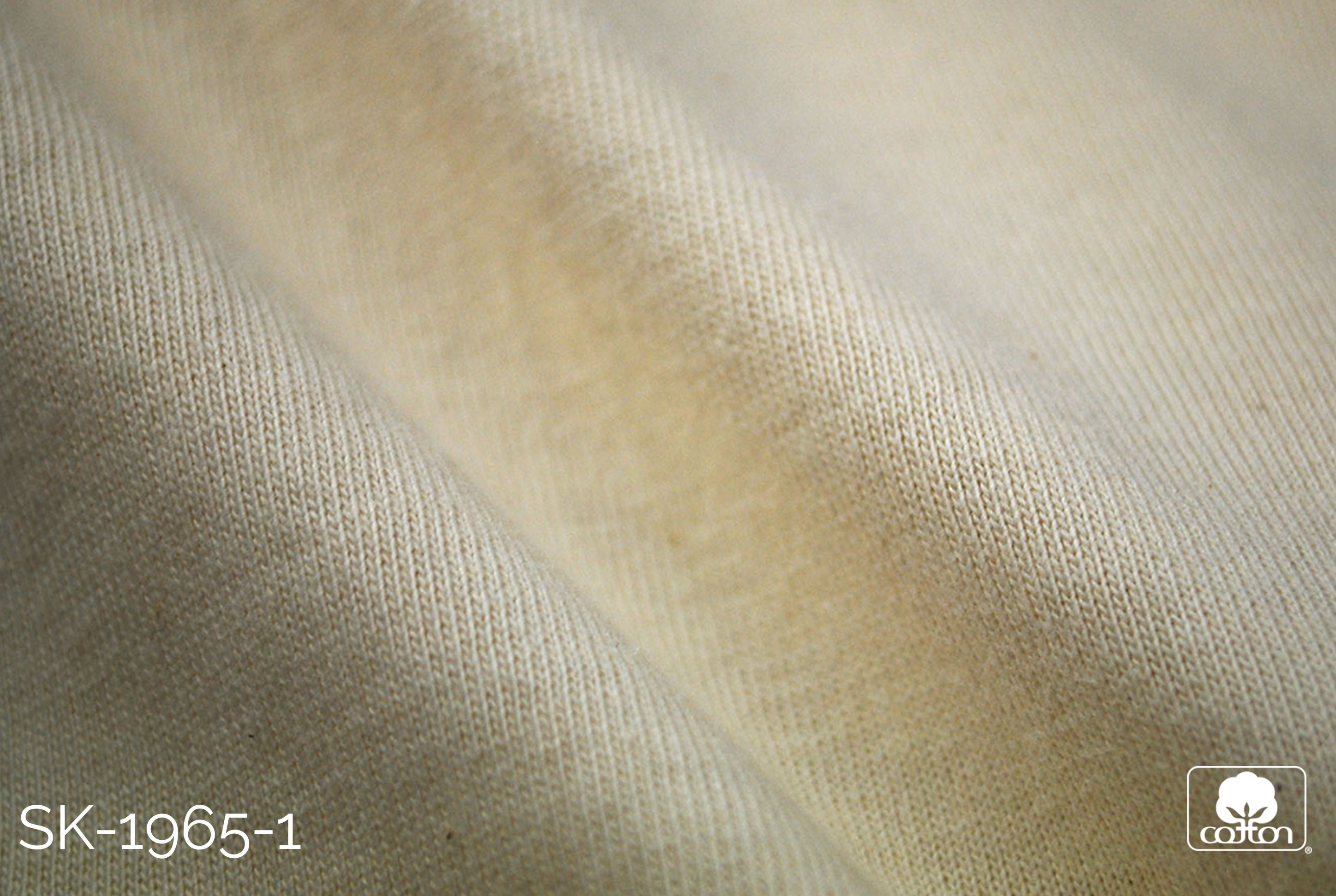 thick white knitwear fabric