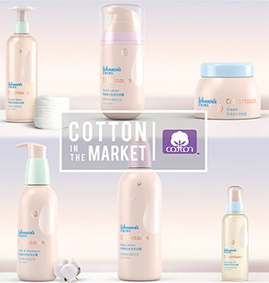 JOHNSON'S® Continues CottonTouch™ Line for Newborns