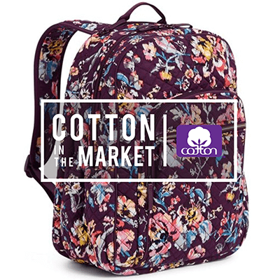 Vera Bradley Adopts STORM COTTON™ Technology