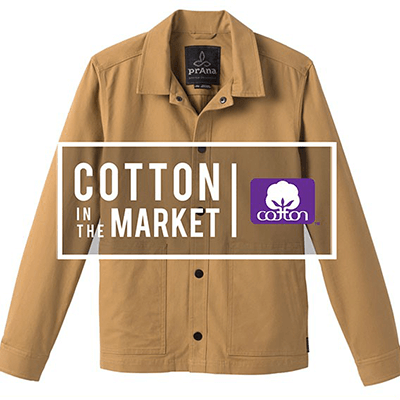 PrAna Adopts STORM COTTON™ Technology