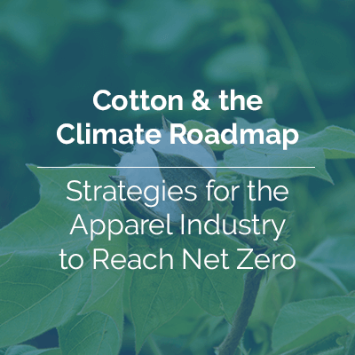 Apparel industry to reach net zero - news